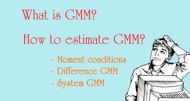 Khi T nhỏ ở mô hình dữ liệu bảng động tuyến tính thì FE, LSDV, FD là không phù hợp. Khi đó, phương pháp GMM với MM, D-GMM, S-GMM sẽ ưu tiên được sử dụng.