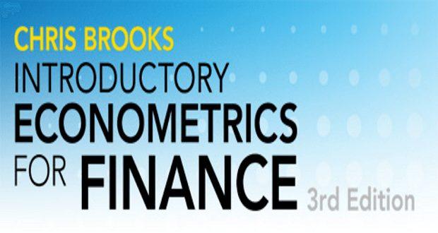 Tổng hợp 180 câu trắc nghiệm Kinh tế lượng cơ bản trong tài chính bằng tiếng anh (có đáp án kèm theo)