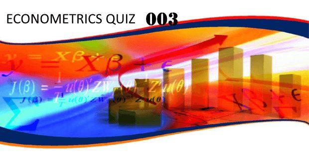 Photo of 112 câu trắc nghiệm Kinh tế lượng – Phần 1