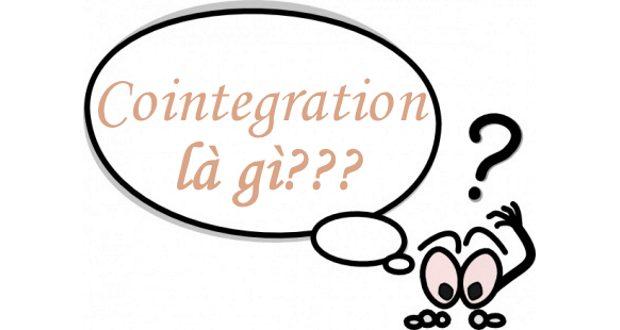 Đồng kết hợp Cointegration là gì?