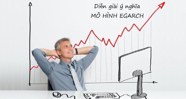 Hướng dẫn diễn giải kết quả mô hình EGARCH