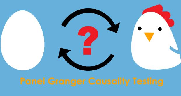 Kiểm tra mối quan hệ nhân quả trên EViews - Panel Granger Causalit Testing EViews 9