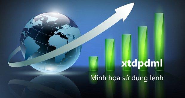 Minh họa sử dụng lệnh xtdpdml trên Stata
