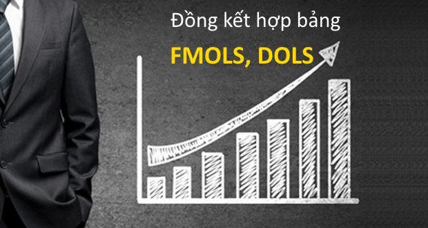 Photo of Minh họa ước lượng FMOLS, DOLS trên EViews