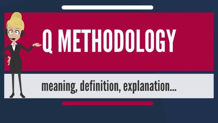 Photo of Phương pháp nhân tố Q
