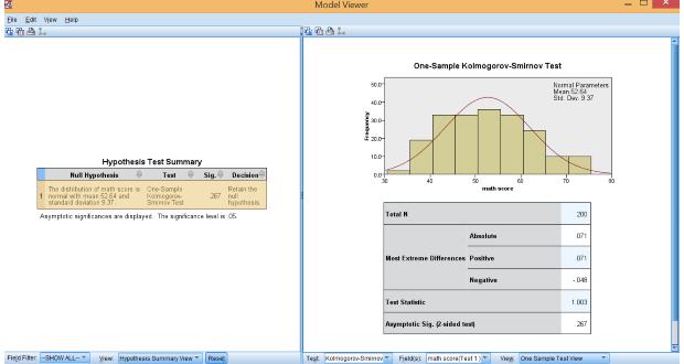 Thực hành kiểm định T-test trung bình 2 trên SPSS