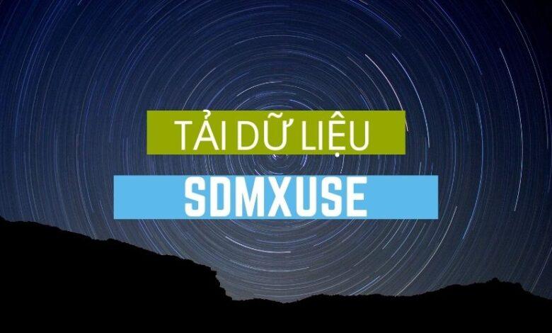 Tải dữ liệu kinh tế từ IMF, WB, OECD tự động cập nhật trên Stata với sdmxuse