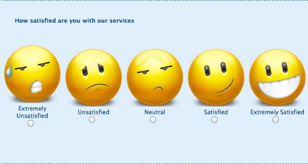 Thang đo Likert scale