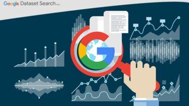 Công cụ tìm dữ liệu hữu ích Dataset Search của Google
