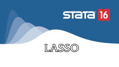 Photo of Tổng quan về mô hình Lasso – Stata 16