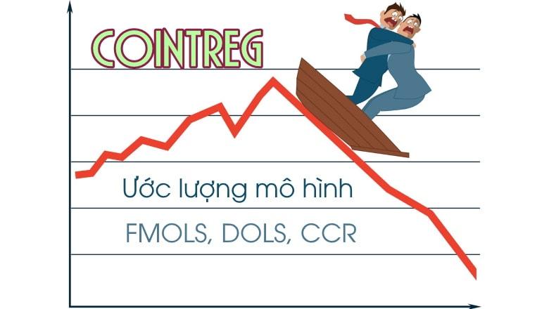 Hướng dẫn thực hiện ước lượng mô hình FMOLS, DOLS, CCR trên Stata qua câu lệnh cointreg