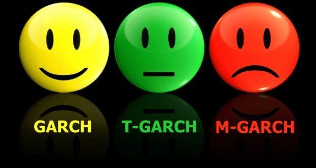 Mô hình ARCH tổng quát: GARCH, T-GARCH, M-GARCH