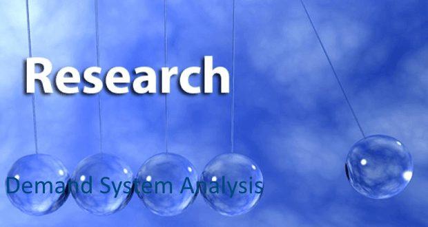 Các mô hình hàm cầu như TL, AIDS, QUAIDS và AIQL rất phù hợp với bộ dữ liệu khảo VHLSS, để ước lượng hàm cầu tiêu dùng thực phẩm, năng lượng, hàm cầu đầu tư